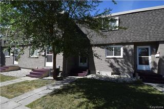 Photo 1: 307 Sutton Avenue in Winnipeg: North Kildonan Condominium for sale (3F)  : MLS®# 1724155