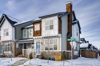 Main Photo: 72 Legacy Main Street SE in Calgary: Legacy Row/Townhouse for sale : MLS®# A1073117