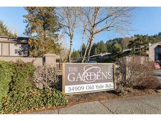 "Photo 17: 312 34909 OLD YALE Road in Abbotsford: Abbotsford East Townhouse for sale in ""The Gardens"" : MLS®# R2424031"