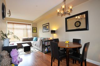 """Photo 5: 252 8328 207A Street in Langley: Willoughby Heights Condo for sale in """"YORKSON CREEK"""" : MLS®# R2159516"""
