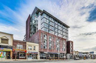 Photo 1: 305 2055 Danforth Avenue in Toronto: Woodbine Corridor Condo for lease (Toronto E02)  : MLS®# E5275536