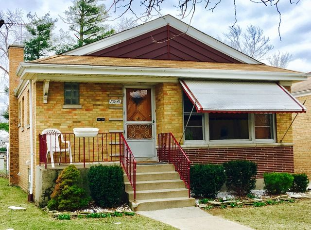 Main Photo: 10841 Christiana Avenue in CHICAGO: CHI - Mount Greenwood Single Family Home for sale ()  : MLS®# MRD09507376