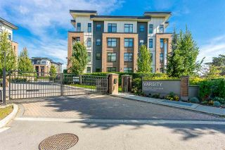 """Photo 2: 316 20068 FRASER Highway in Langley: Langley City Condo for sale in """"Varsity"""" : MLS®# R2473178"""