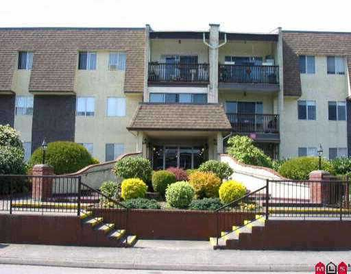 """Main Photo: 349 2821 TIMS ST in Abbotsford: Abbotsford West Condo for sale in """"Parkview Estates"""" : MLS®# F2607783"""