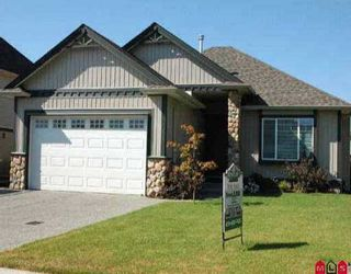 """Photo 1: 27967 BUFFER CR in Abbotsford: Aberdeen House for sale in """"West Abbotsford Station"""" : MLS®# F2517088"""