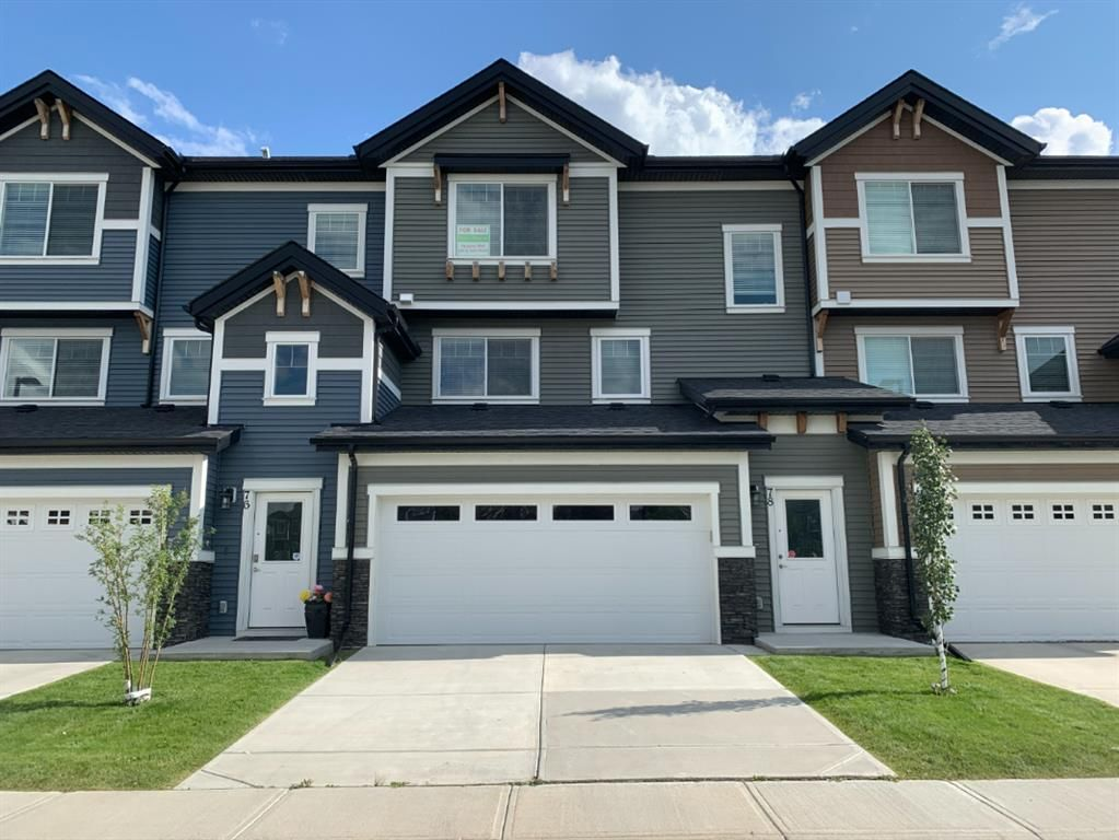 Main Photo: 78 Nolan Hill Heights NW in Calgary: Nolan Hill Row/Townhouse for sale : MLS®# A1131067