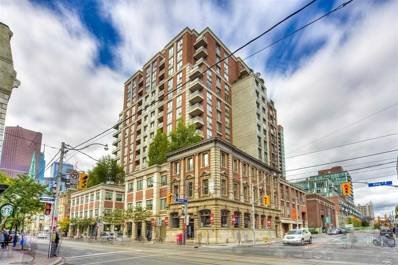 Main Photo: 507 168 E King Street in Toronto: Moss Park Condo for lease (Toronto C08)  : MLS®# C4658758