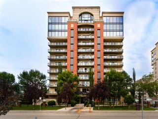 Photo 3: 907 10319 111 Street in Edmonton: Zone 12 Condo for sale : MLS®# E4241724