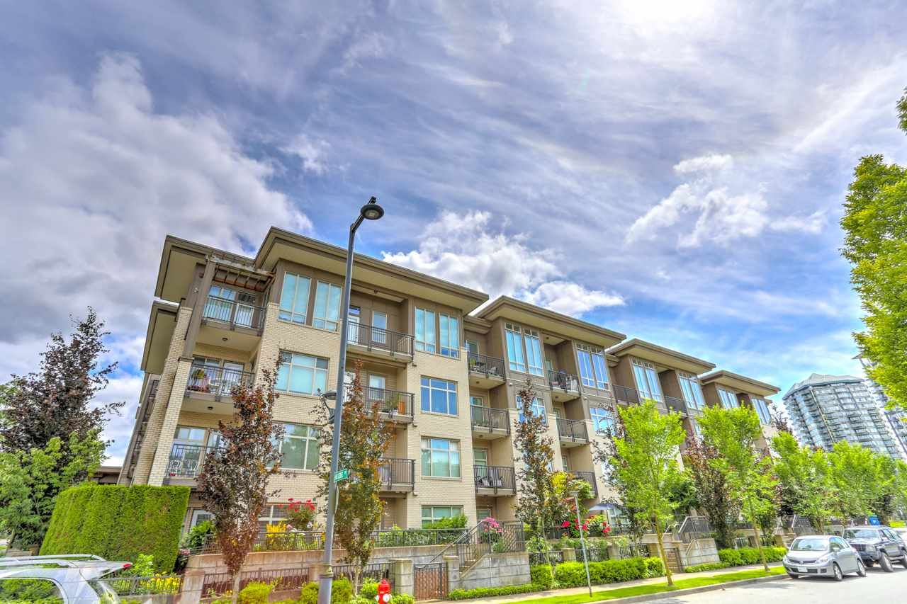 """Main Photo: L109 13468 KING GEORGE Boulevard in Surrey: Whalley Condo for sale in """"THE BROOKLAND"""" (North Surrey)  : MLS®# R2475357"""