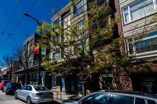 "Photo 1: 307 2741 E HASTINGS Street in Vancouver: Hastings Sunrise Condo for sale in ""THE RIVIERA"" (Vancouver East)  : MLS®# R2364676"