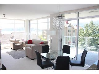 Photo 5: 608 1075 Sunset Drive in Kelowna: Kelowna North Multi-family for sale : MLS®# 10136116