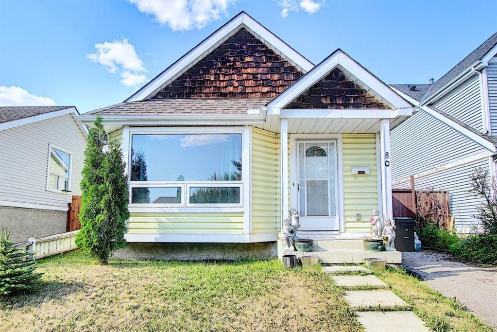 Main Photo: 80 Aberfoyle Close NE in Calgary: Abbeydale Detached for sale : MLS®# A1137613