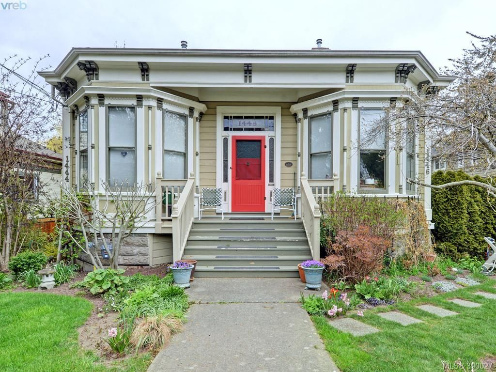 Main Photo: 1446 Pembroke St in VICTORIA: Vi Fernwood Condo for sale (Victoria)  : MLS®# 783949