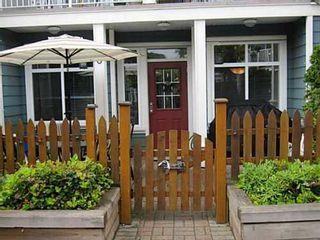 Photo 1: 8 6300 LONDON Road: Steveston South Home for sale ()  : MLS®# V1009898