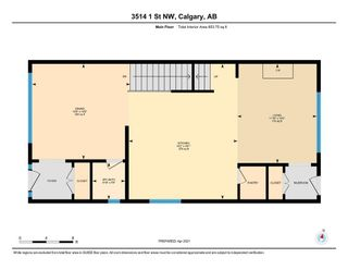 Photo 31: 3514 1 Street NW in Calgary: Highland Park Semi Detached for sale : MLS®# A1089981