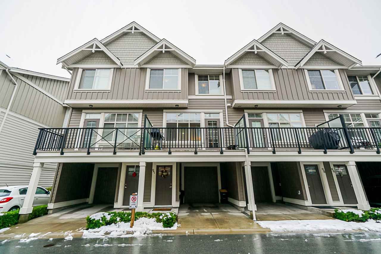 Main Photo: 97 19525 73 AVENUE in : Clayton Townhouse for sale : MLS®# R2435262