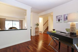 """Photo 10: 822 FREDERICK Road in North Vancouver: Lynn Valley Townhouse for sale in """"Lara Lynn"""" : MLS®# R2214486"""