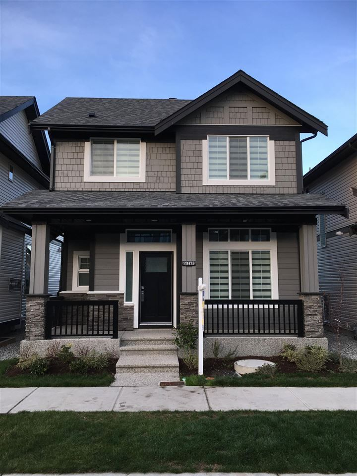 Main Photo: 20373 82A AVENUE in Langley: Willoughby Heights House for sale : MLS®# R2227761