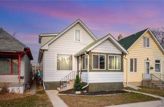 Photo 1: 359 Union Avenue in Winnipeg: Elmwood Residential for sale (3A)  : MLS®# 202028125