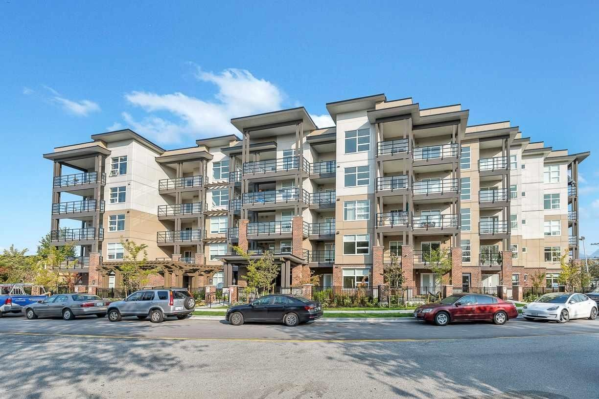 """Main Photo: 209 22577 ROYAL Crescent in Maple Ridge: East Central Condo for sale in """"THE CREST"""" : MLS®# R2594785"""