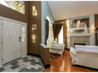 """Photo 2: 7926 REDTAIL Place in Surrey: Bear Creek Green Timbers House for sale in """"Hawkstream"""" : MLS®# F1405519"""