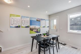 Photo 4: 141 Chinook Gate Boulevard SW: Airdrie Row/Townhouse for sale : MLS®# A1039883