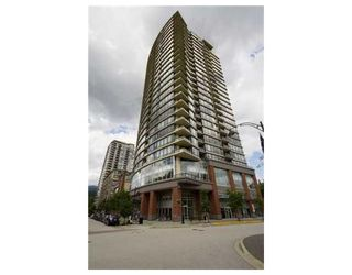 "Photo 1: 2302 400 CAPILANO Road in Port Moody: Port Moody Centre Condo for sale in ""ARIA 2"" : MLS®# V1019598"