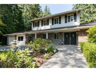 Photo 1: 2395 170 Street in Surrey: Pacific Douglas House for sale (South Surrey White Rock)  : MLS®# R2091442