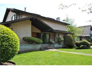 "Photo 1: 6210 FREMLIN Street in Vancouver: Oakridge VW House for sale in ""OAKRIDGE"" (Vancouver West)  : MLS®# V828856"