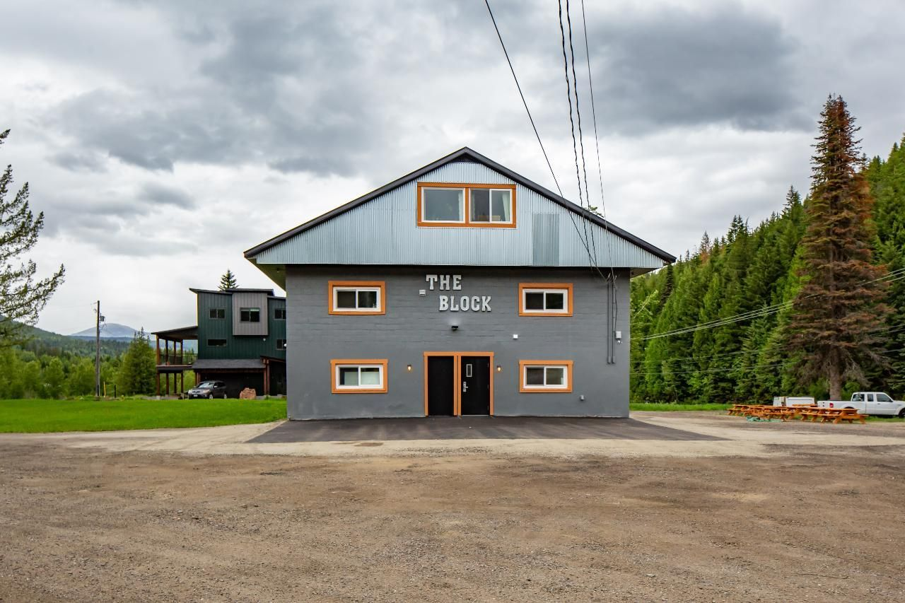 Main Photo: 3915 OLD RED MOUNTAIN ROAD ROAD in Rossland: Retail for sale : MLS®# 2459297