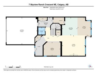 Photo 30: 7 Skyview Ranch Crescent NE in Calgary: Skyview Ranch Detached for sale : MLS®# A1140492