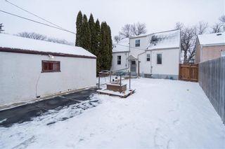 Photo 20: 805 Day Street in Winnipeg: West Transcona Residential for sale (3L)  : MLS®# 202029647