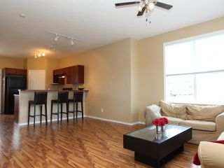 Photo 3: 301 703 LUXSTONE Square: Airdrie Townhouse for sale : MLS®# C3642504