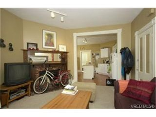 Photo 7: 1312 Stanley Ave in VICTORIA: Vi Downtown House for sale (Victoria)  : MLS®# 450346
