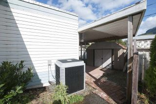 """Photo 19: 20 62780 FLOOD HOPE Road in Hope: Hope Center Manufactured Home for sale in """"LISMORE SENIORS COMMUNITY"""" : MLS®# R2206805"""