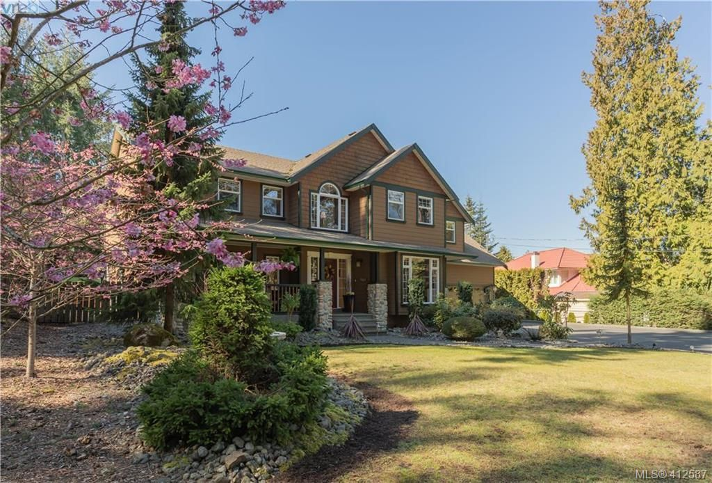 Main Photo: 11000 Inwood Rd in NORTH SAANICH: NS Curteis Point House for sale (North Saanich)  : MLS®# 818154