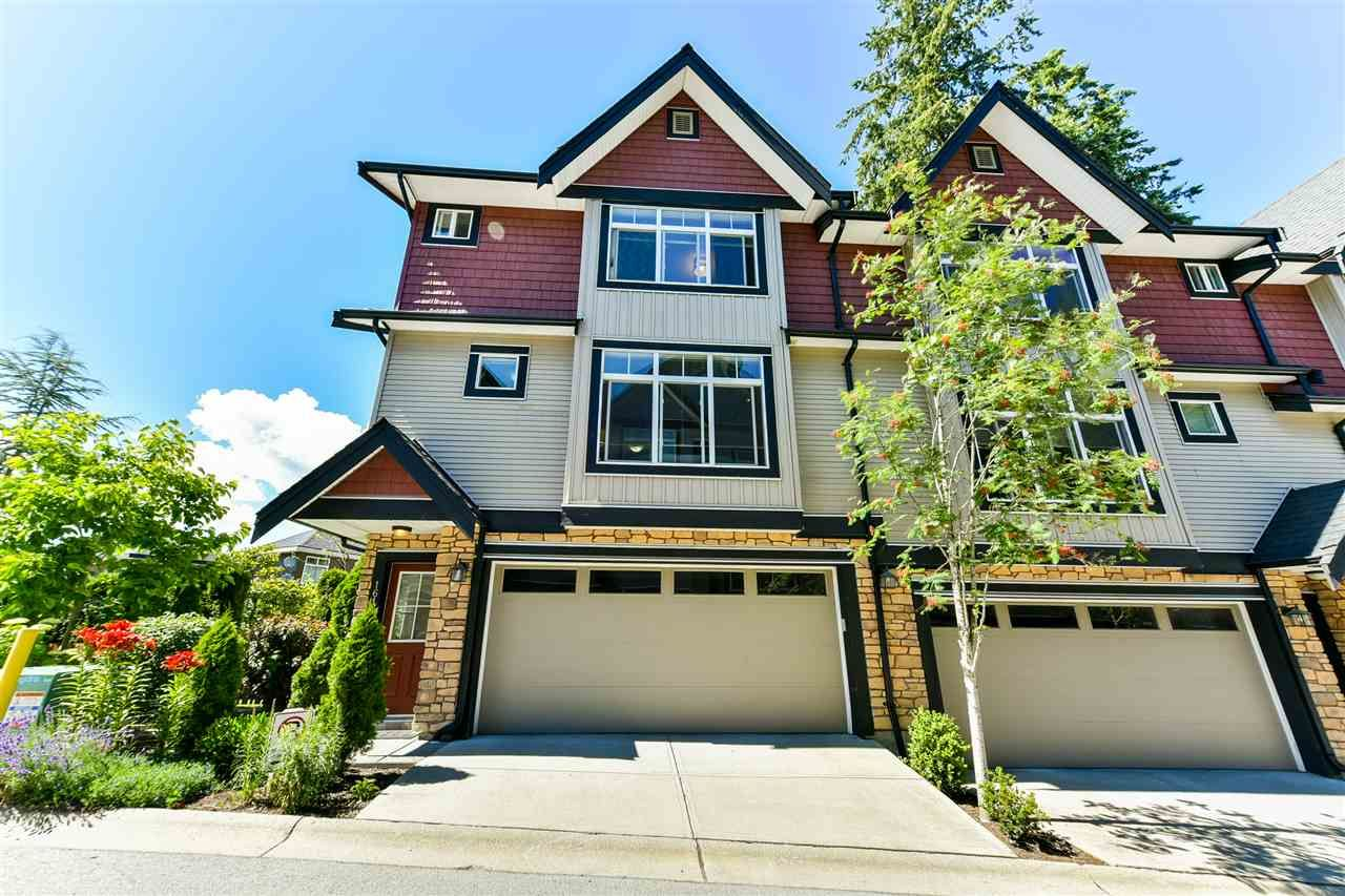 "Main Photo: 161 6299 144 Street in Surrey: Sullivan Station Townhouse for sale in ""ALTURA"" : MLS®# R2529782"