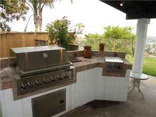 Photo 25: DEL CERRO House for sale : 4 bedrooms : 6176 Calle Empinada in San Diego
