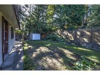 Photo 17: 803 Cecil Blogg Dr in VICTORIA: Co Triangle House for sale (Colwood)  : MLS®# 711979