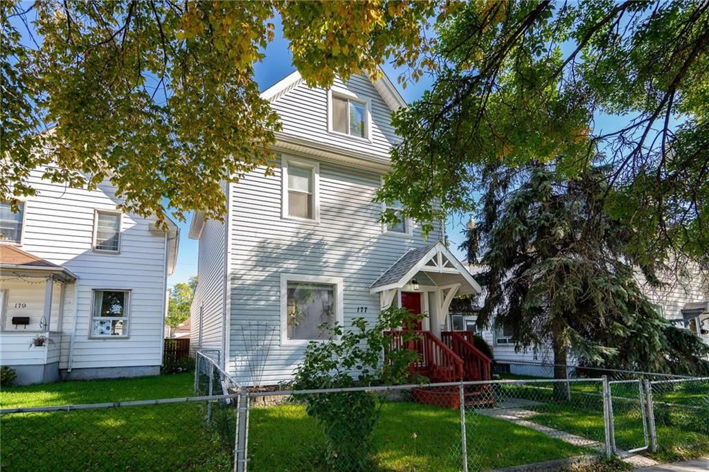 Main Photo: 177 Inkster Boulevard in Winnipeg: Scotia Heights Residential for sale (4D)  : MLS®# 202119372