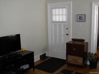 Photo 2: 1087 Downing Street in WINNIPEG: West End / Wolseley Residential for sale (West Winnipeg)  : MLS®# 1507817