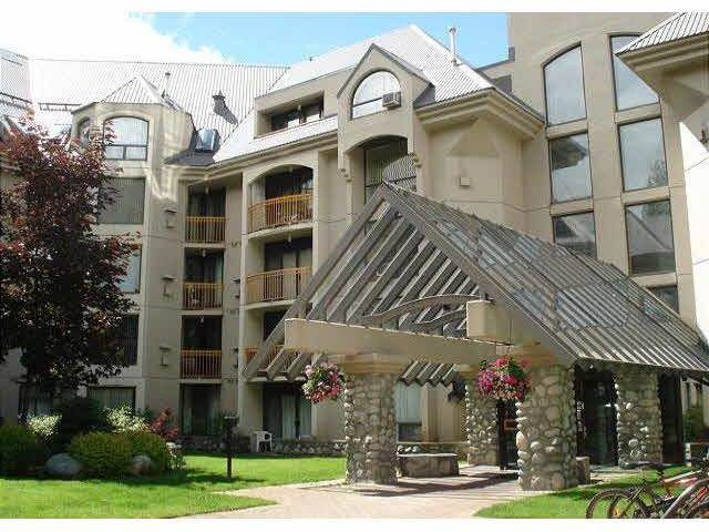 """Main Photo: 318 4809 SPEARHEAD Drive in Whistler: Benchlands Condo for sale in """"THE MARQUISE"""" : MLS®# V1100695"""