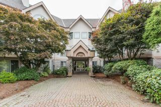 "Main Photo: 212 7151 121 Street in Surrey: West Newton Condo for sale in ""THE HIGHLANDS"" : MLS®# R2485294"