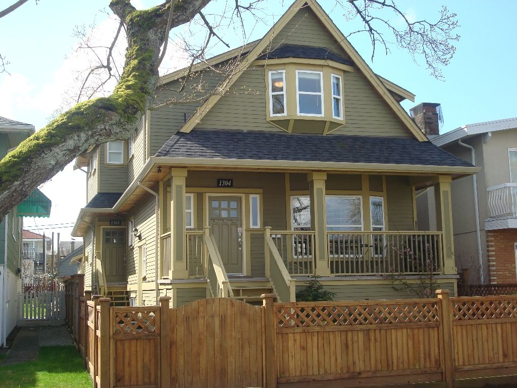 Photo 1: Photos: 1304 E 26TH Avenue in Vancouver: Knight 1/2 Duplex for sale (Vancouver East)  : MLS®# V882606