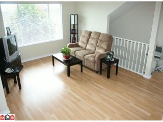 """Photo 3: 193 3160 TOWNLINE Road in Abbotsford: Abbotsford West Townhouse for sale in """"southpoint ridge"""" : MLS®# F1215437"""