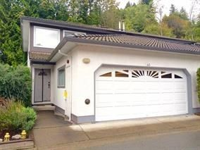 "Photo 1: 45 2401 MAMQUAM Road in Squamish: Garibaldi Highlands Townhouse for sale in ""Highland Glen"" : MLS®# R2243606"
