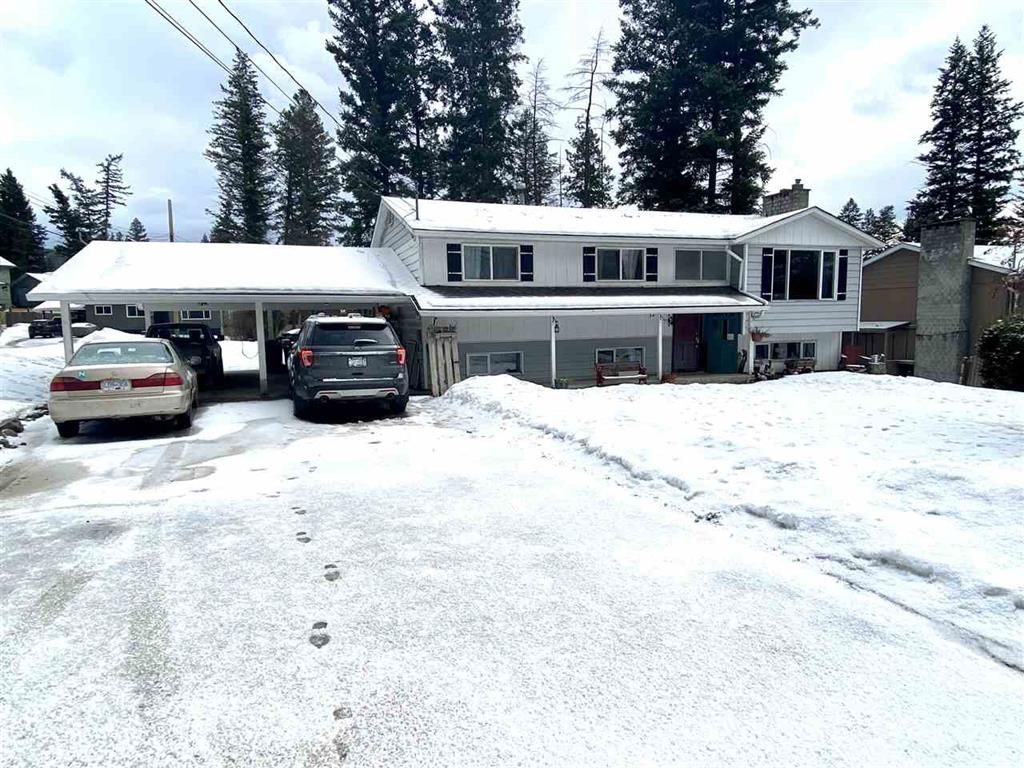 Main Photo: 1220 Pigeon Avenue in Williams Lake: House for sale : MLS®# R2547751