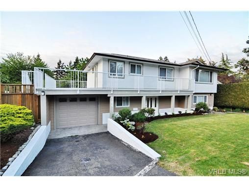Main Photo: 504 Salton Dr in VICTORIA: Co Triangle House for sale (Colwood)  : MLS®# 703189