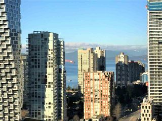 "Photo 2: 2707 501 PACIFIC Street in Vancouver: Downtown VW Condo for sale in ""THE 501"" (Vancouver West)  : MLS®# R2532410"