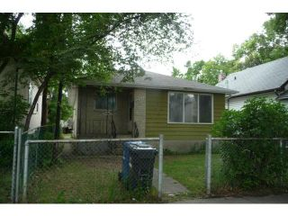 Photo 1: 264 Pritchard Avenue in WINNIPEG: North End Residential for sale (North West Winnipeg)  : MLS®# 1214735